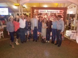 Proud to support the American Cancer Society at the 20th Annual Cattle Baron's Ball in Tampa.