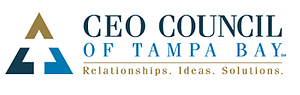 CEO Council of Tampa Bay Ed Ellsasser has joined the CEO Council of Tampa Bay which is made up of 230 business leaders with companies with at least 25 employees and 3 million in revenue.