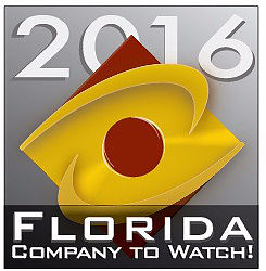 2016 Florida Companies to Watch We're honored to receive the award as one of the 2016 Florida Companies to Watch!