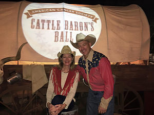 Saddle Up & Fight Back! Cattle Baron's Ball Tampa is proud to announce that more than 80% on every dollar donated goes towards funding our American Cancer Society Mission.